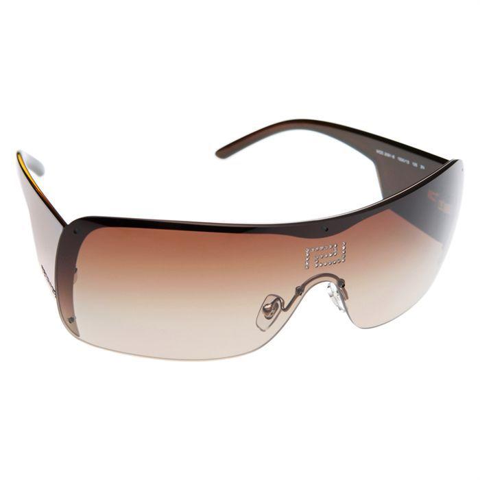 versace lunettes de soleil femme marron achat vente lunettes de soleil femme adulte cdiscount. Black Bedroom Furniture Sets. Home Design Ideas