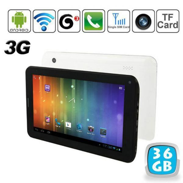 Tablette tactile 3g android 4 0 7 pouces gsm wi prix for Sm t580nzkaxef