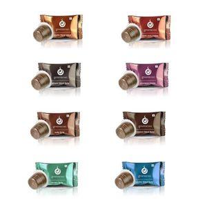 160 Capsules Compatibles Nespresso® - Coffret Expr