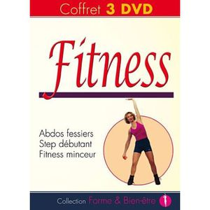 dvd fitness achat vente dvd fitness pas cher cdiscount. Black Bedroom Furniture Sets. Home Design Ideas