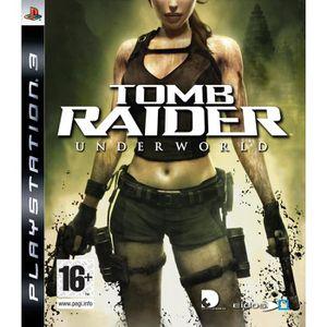 JEU PS3 TOMB RAIDER : UNDERWORLD ESSENTIALS / PS3