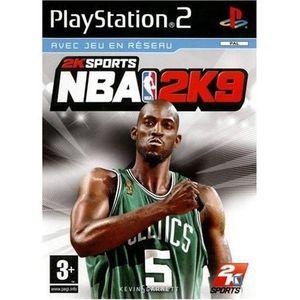 JEU PS2 NBA 2K9 / Jeu console PS2