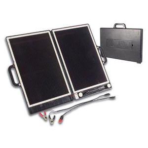 KIT PHOTOVOLTAIQUE Générateur / Panneau solaire 13V 12V format valise