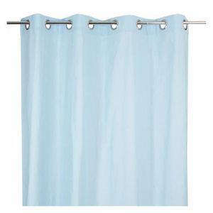 rideau bleu achat vente rideau bleu pas cher. Black Bedroom Furniture Sets. Home Design Ideas