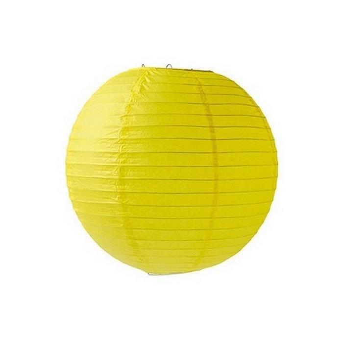 Luminaire boule papier achat vente luminaire boule for Lanterne japonaise de jardin pas cher