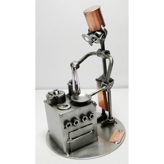 Cuisinier hinz kunst en acier achat vente objet for Cuisinier 68
