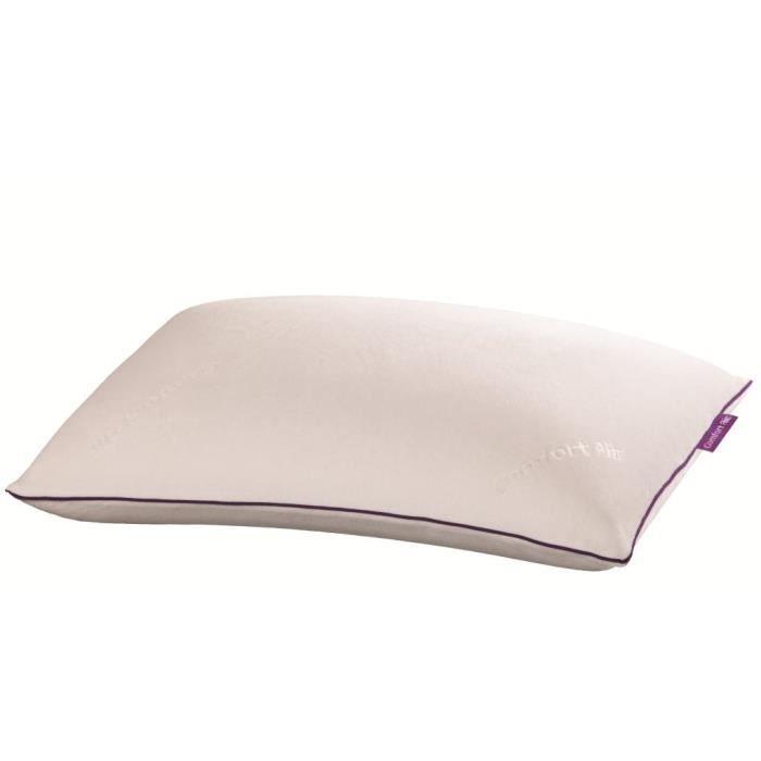oreiller en mousse m moire de forme env 60x60 cm achat vente oreiller cdiscount. Black Bedroom Furniture Sets. Home Design Ideas