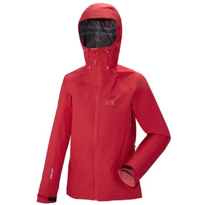 veste ld kamet gore tex femme hibiscus achat vente blouson de sport soldes cdiscount. Black Bedroom Furniture Sets. Home Design Ideas
