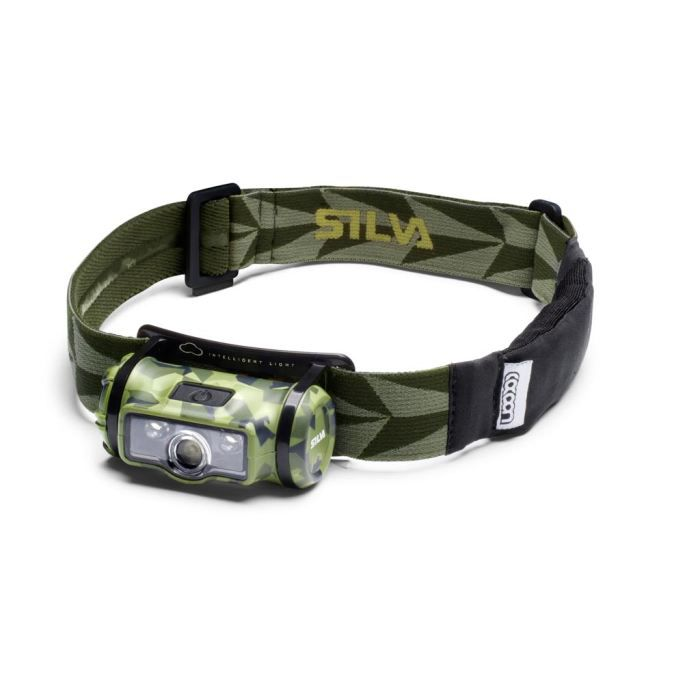 Lampe frontale silva ninox camouflage prix pas cher cdiscount - Lampe frontale intersport ...