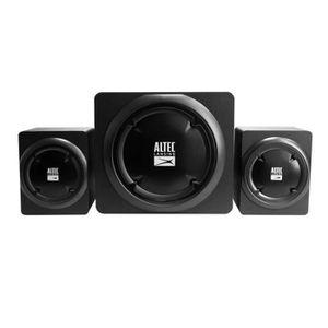 ALTEC Enceinte Helix - Filaire - Avec télécommande - 2 hauts parleurs - 2 x 3W