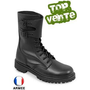 CHAUSSURES DE SECURITÉ Rangers Chaussures armée françai...