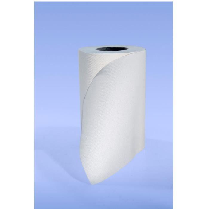 bobine industrielle pure ouate 1000 feuilles par r achat vente essuie tout bobine. Black Bedroom Furniture Sets. Home Design Ideas
