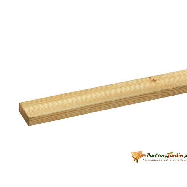 Traverse en bois pour balustre achat vente rampe for Main courante bois exterieur