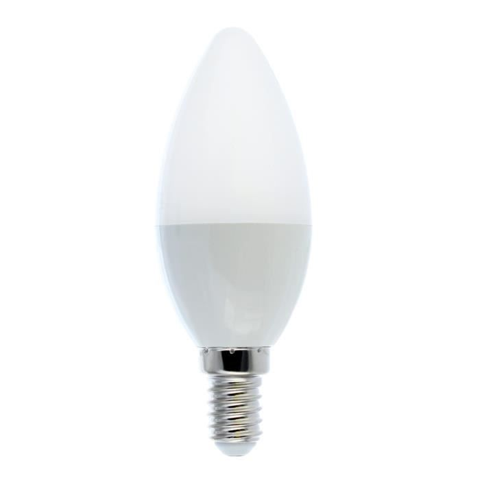 ledeos ampoule led e14 blanc froid 6w 45w achat vente ampoule led cdiscount. Black Bedroom Furniture Sets. Home Design Ideas