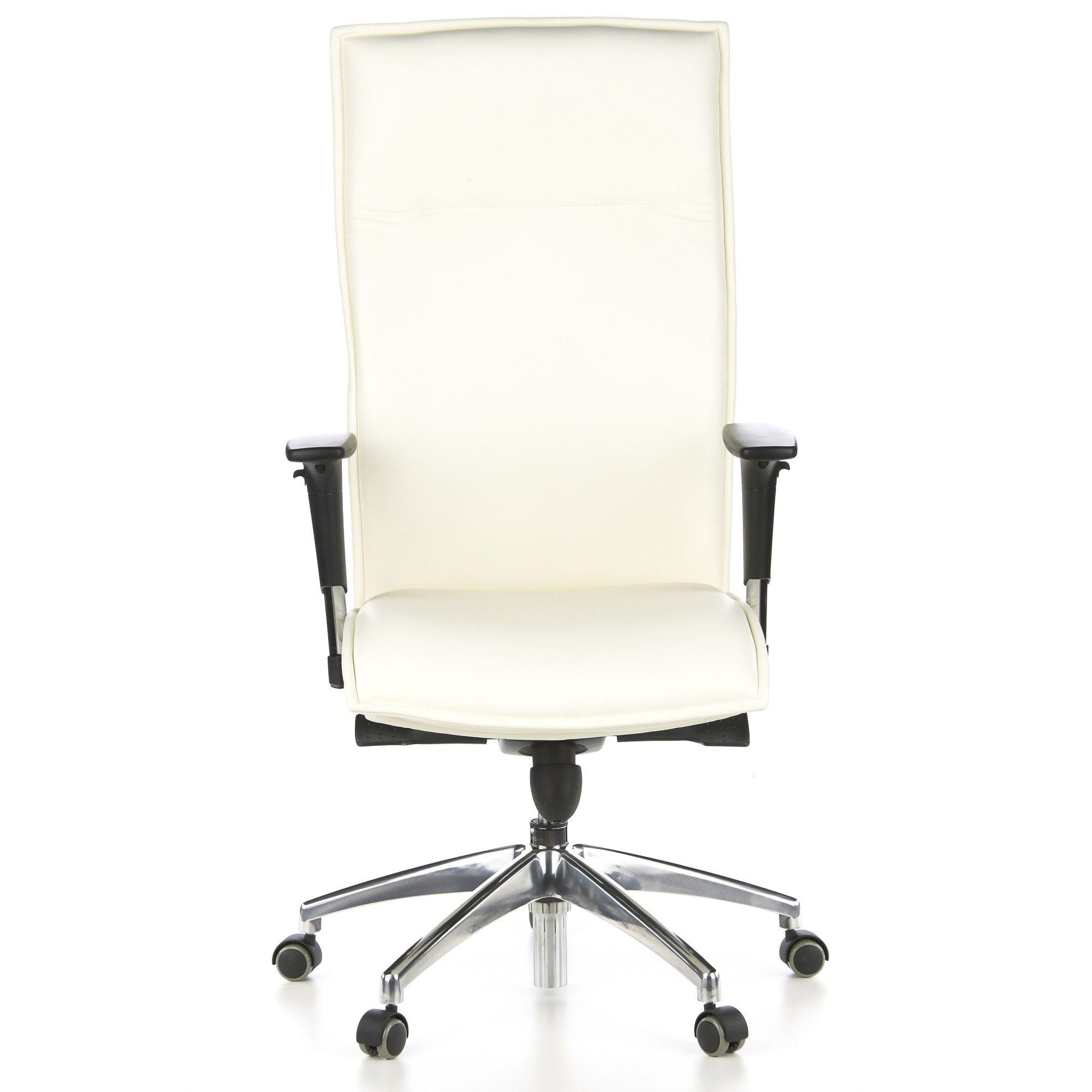 Si ge de bureau fauteuil de direction murano 20 cuir - Siege de bureau blanc ...