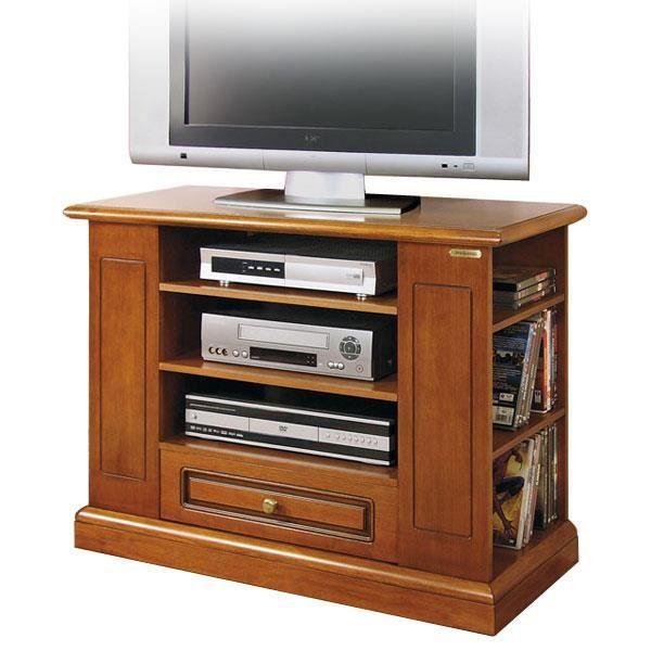 Meuble tv bas en bois achat vente meuble tv meuble tv Meuble bas tv bois