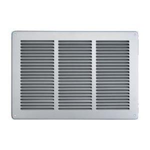 Grille ventilation 340x240mm aluminium achat vente vmc accessoires vmc - Grille de ventilation hygroreglable ...