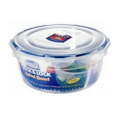 Boite herm tique garde salade lock lock 3 4 l achat for Boite hermetique