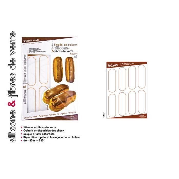 feuille de cuisson silicone et fibres de verre achat vente feuille de cuisson feuille de. Black Bedroom Furniture Sets. Home Design Ideas