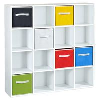 meubles de rangement achat vente meubles de rangement pas cher cdiscount. Black Bedroom Furniture Sets. Home Design Ideas