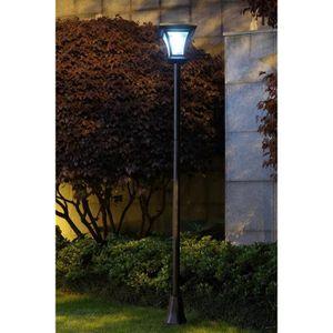 Lampadaire solaire ext rieur achat vente lampadaire for Lampadaire solaire exterieur