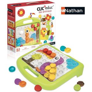 NATHAN Clic Educ Color Animaux