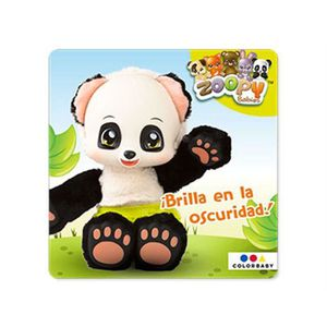 PELUCHE Zoopy ours panda