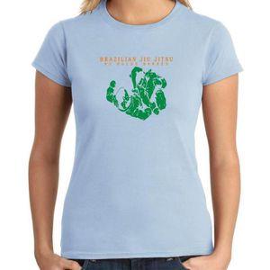 T-SHIRT T-shirt femme Art Martial DTAM0211 brazilian jiu j