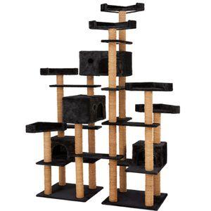 arbres chat achat vente arbres chat pas cher les soldes sur cdiscount cdiscount. Black Bedroom Furniture Sets. Home Design Ideas
