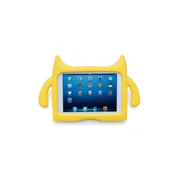 Protection ipad mini pour enfant jaune ndevr prix pas - Tablette pour enfant pas cher ...