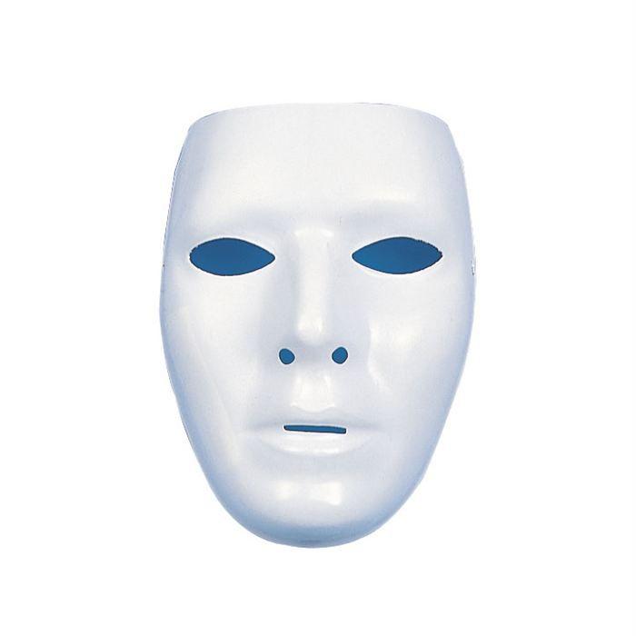 Masque blanc d corer homme achat vente masque for Decorer un masque blanc