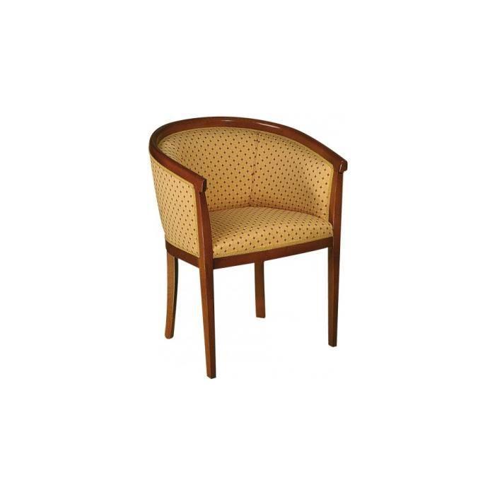 Fauteuil cabriolet jaune achat vente fauteuil h tre massif tissu coton - Fauteuil cabriolet pouf ...