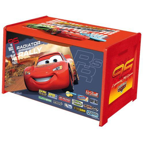 Coffre jouets cars achat vente coffre jouets 8029759027016 soldes d hiver d s le 6 - Grand coffre a jouet cars ...