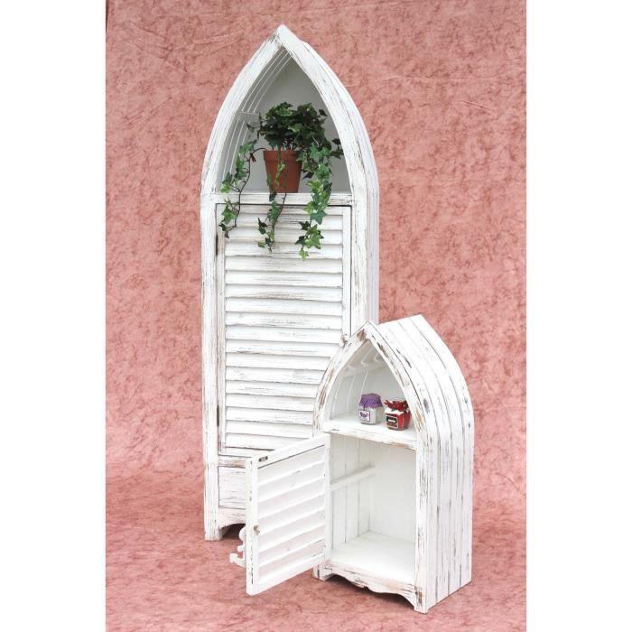 Dandibo bateau armoire kit de 2 120001 etag re 60 et 123cm for Salle de bain de bateau