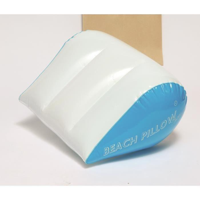 oreiller beach pillow achat vente jeux de piscine cdiscount. Black Bedroom Furniture Sets. Home Design Ideas