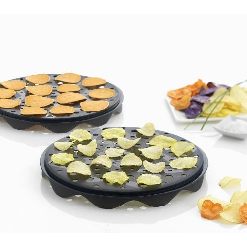 Cuit chips f64501 mastrad lot de 2 achat vente for Chips carotte micro onde