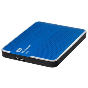 Western Digital Disque Dur Externe Reconditionné - My Passport Ultra - 1To - 2,5\