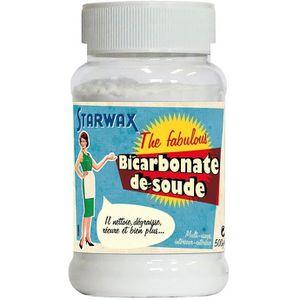 bicarbonate de soude starwax 500 g achat vente nettoyage salle de bain bicarbonate de. Black Bedroom Furniture Sets. Home Design Ideas