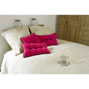 couvre lit jet de lit achat vente couvre lit jet de lit pas cher soldes d t. Black Bedroom Furniture Sets. Home Design Ideas