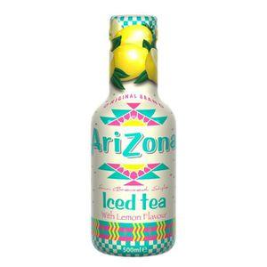 Boisson fruit - légume FRESH FOOD VILLAGE Arizona Iced Tea Lemon Flavour