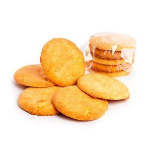GOÛTER MINCEUR Biscuits aux morceaux d'oranges confits hyperpr...