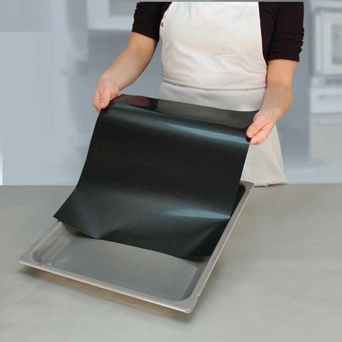 feuille de cuisson en t flon pour four achat vente feuille de cuisson feuille de cuisson. Black Bedroom Furniture Sets. Home Design Ideas