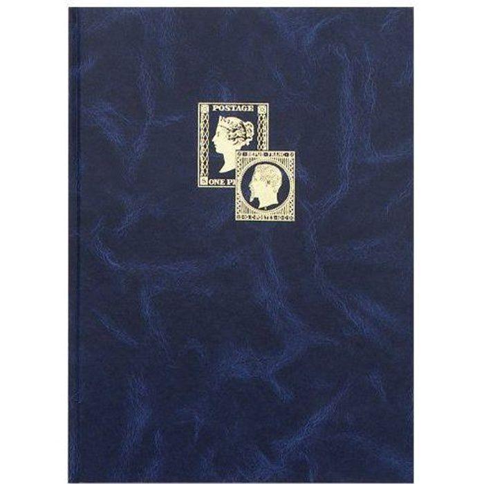 herlitz 5564018 album pour collection de timbre achat vente album classeur herlitz. Black Bedroom Furniture Sets. Home Design Ideas