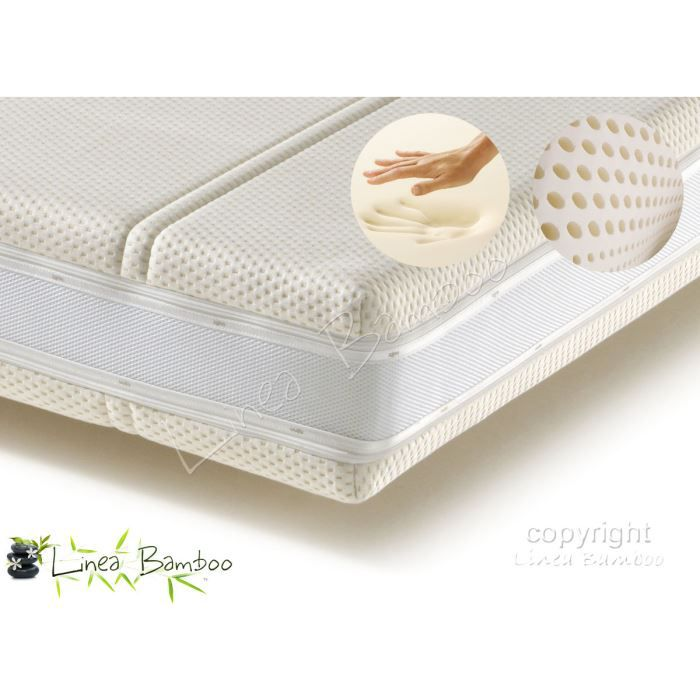 matelas latex et m moire de forme 70x190 maldives achat vente matelas cdiscount. Black Bedroom Furniture Sets. Home Design Ideas