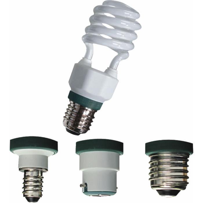 ampoule culot interchangeable bte714017 11w achat vente ampoule led cdiscount. Black Bedroom Furniture Sets. Home Design Ideas
