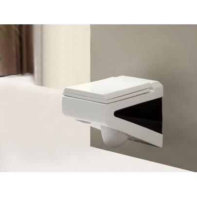 Liste d 39 envies de mehdi l top moumoute - Toilette suspendu noir ...