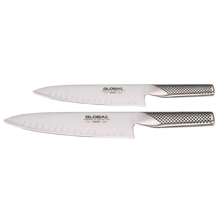 couteau de cuisine professionnel g61 lame alv achat vente couteau de cuisine couteau de. Black Bedroom Furniture Sets. Home Design Ideas