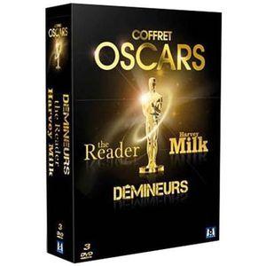 DVD FILM DVD Coffret Oscars 2010 : the reader ; Harvey M...