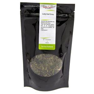 THÉ Thé Vert Aromatisé Bergamote - Lady Earl Grey