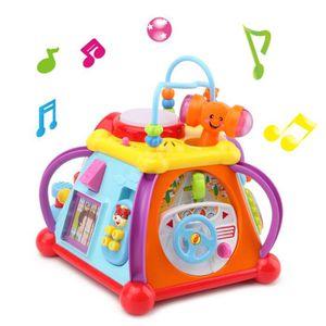 TABLE JOUET D'ACTIVITÉ WISHTIME Jouet éducatif musique